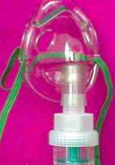 MicroMist Disposable Nebulizer and Pediatric Face Mask